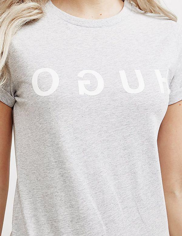 HUGO Logo Short Sleeve T-Shirt