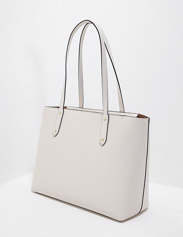COACH Pebble Zip Tote Bag