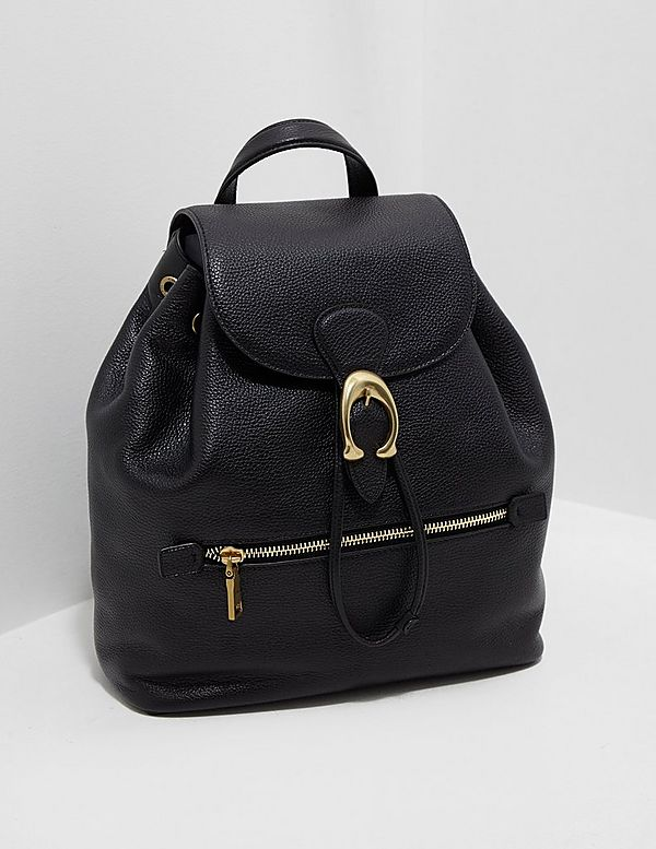 COACH Evie Pebble Backpack