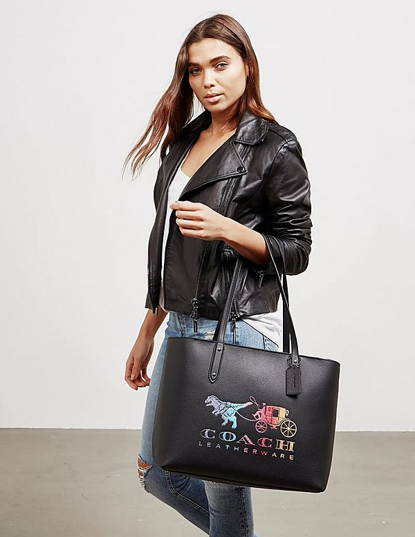 COACH Rexy Zip Tote Bag
