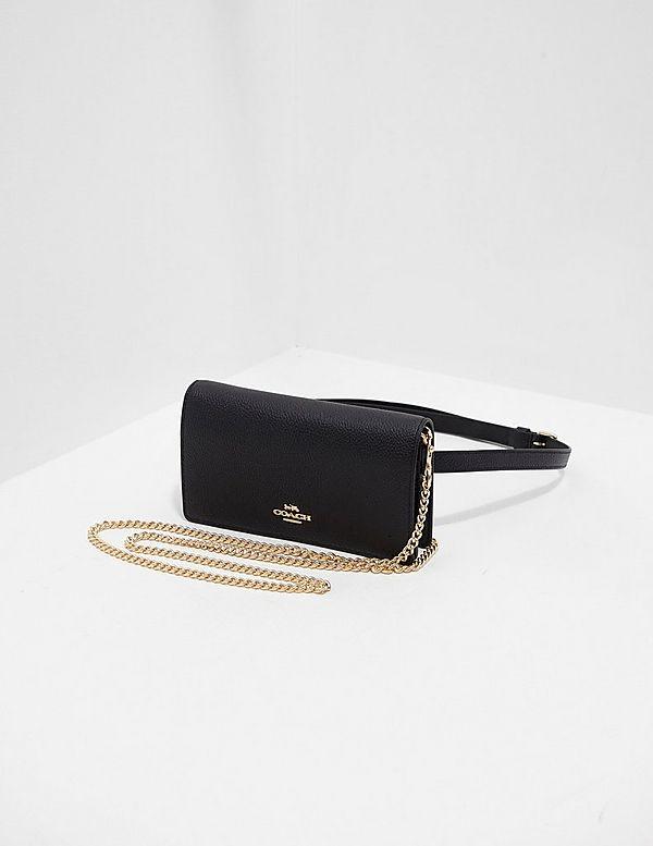 COACH Signature Belt Bag