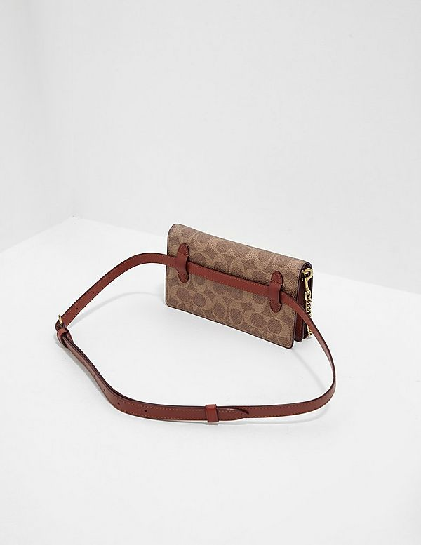 COACH Signature Belt Bag
