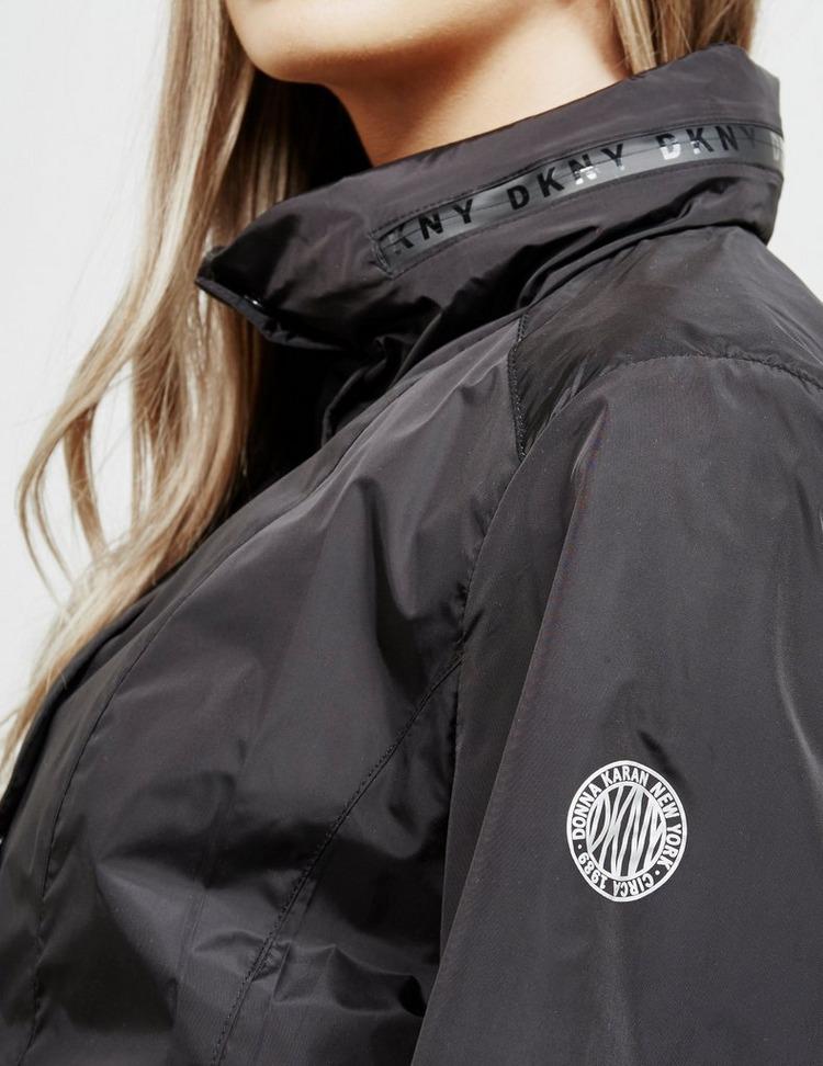 DKNY Logo Windbreaker Jacket