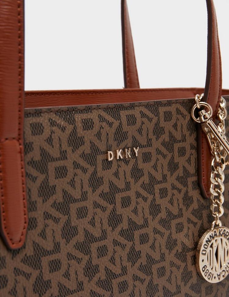 DKNY Bryant Logo Tote Bag
