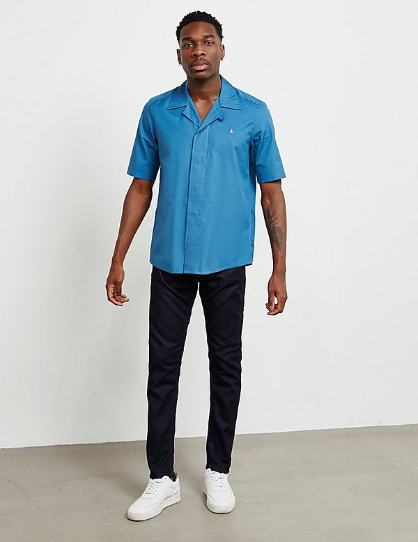 Vivienne Westwood Open Short Sleeve Shirt