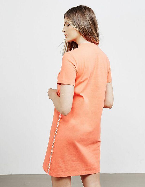Calvin Klein Jeans Tape Dress