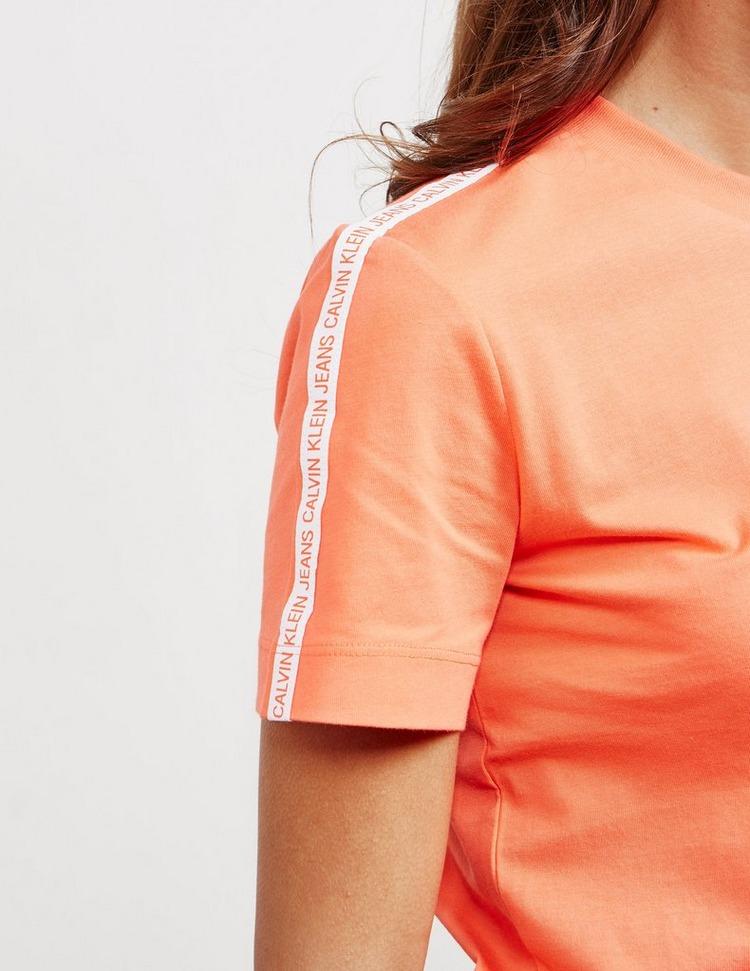 Calvin Klein Jeans Tape Short Sleeve T-Shirt