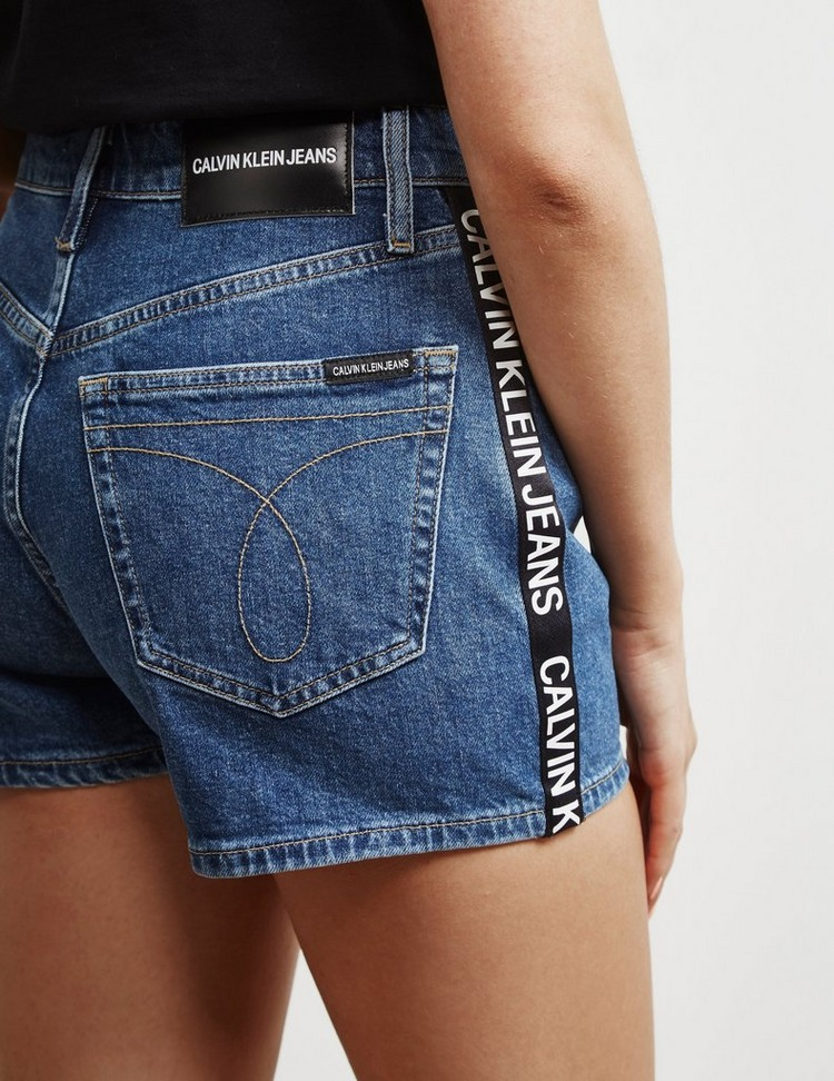 Calvin Klein Jeans Tape Shorts