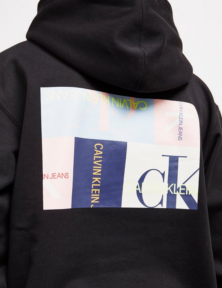 Calvin Klein Jeans Multi Logo Hoodie