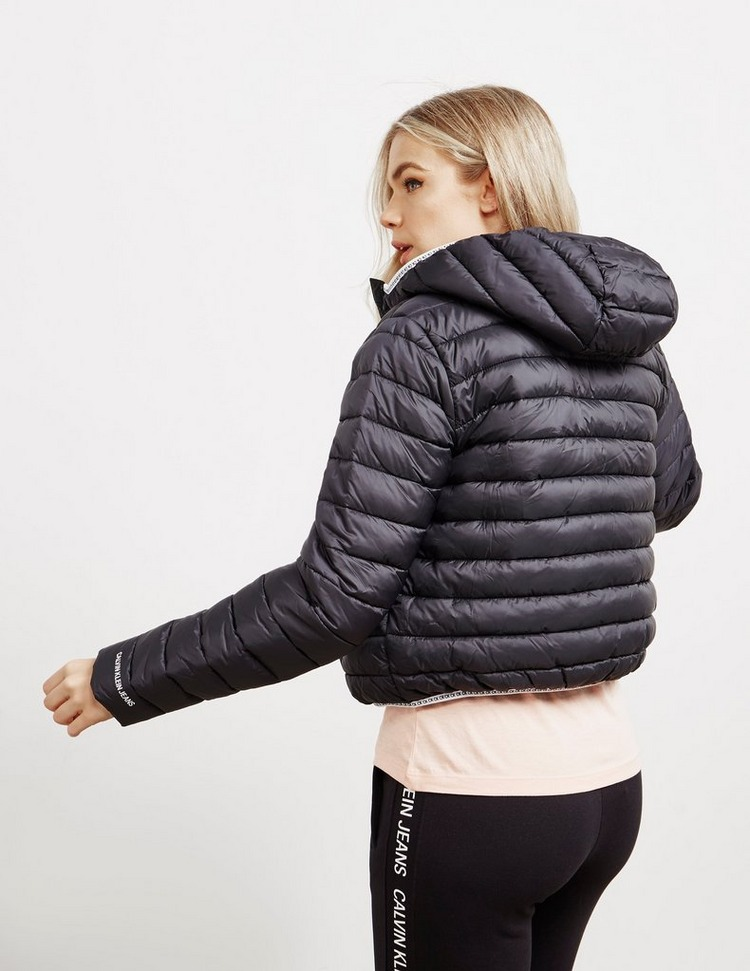 Calvin Klein Jeans Logo Padded Jacket