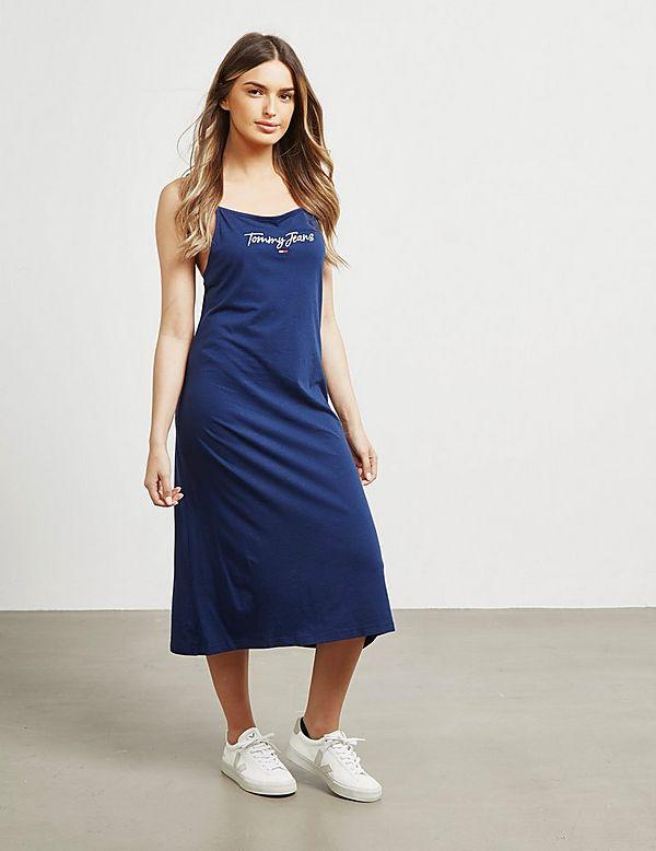 Tommy Jeans Logo Dress
