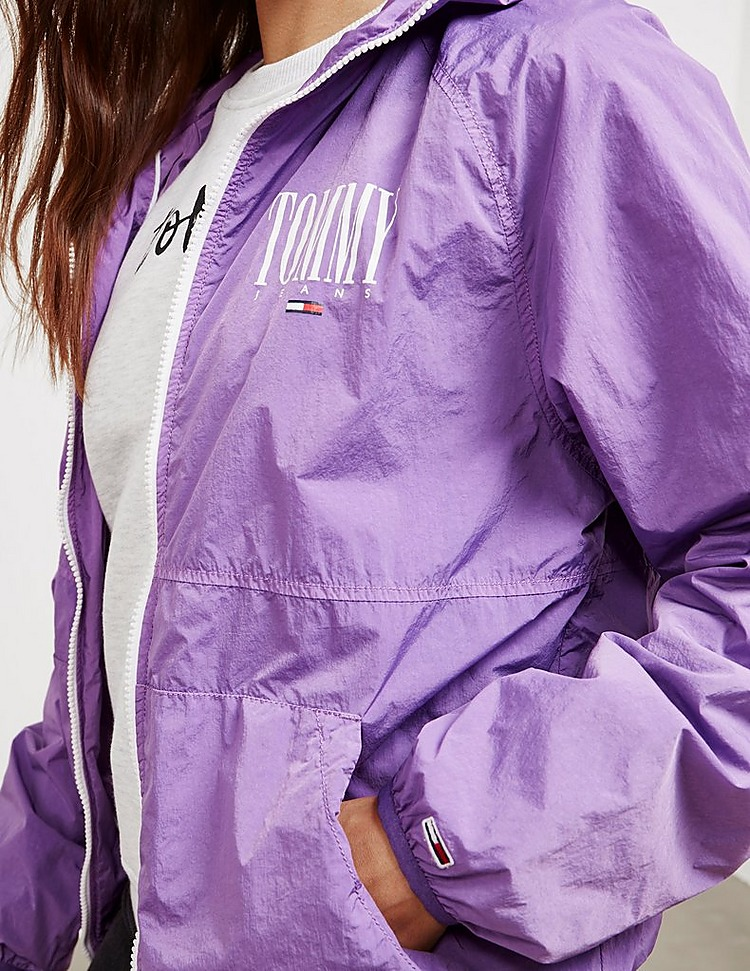 Tommy Jeans Zip Hooded Jacket
