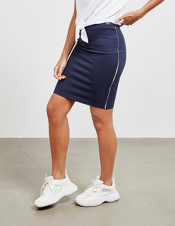 Tommy Jeans Piping Skirt