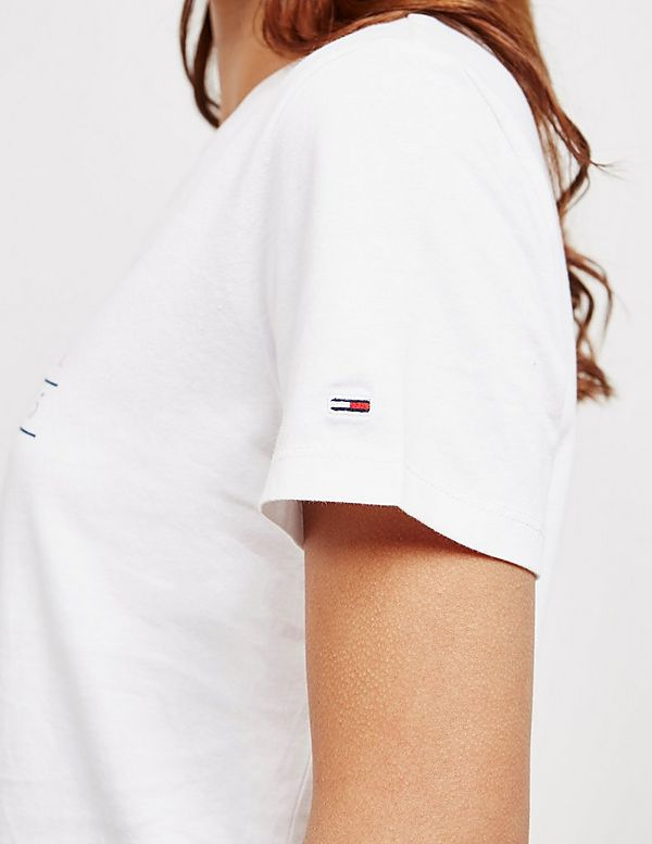 Tommy Jeans Summer Logo Short Sleeve T-Shirt
