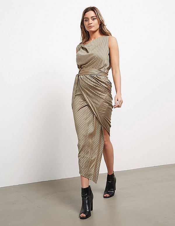 Vivienne Westwood Anglomania Vian Stripe Dress