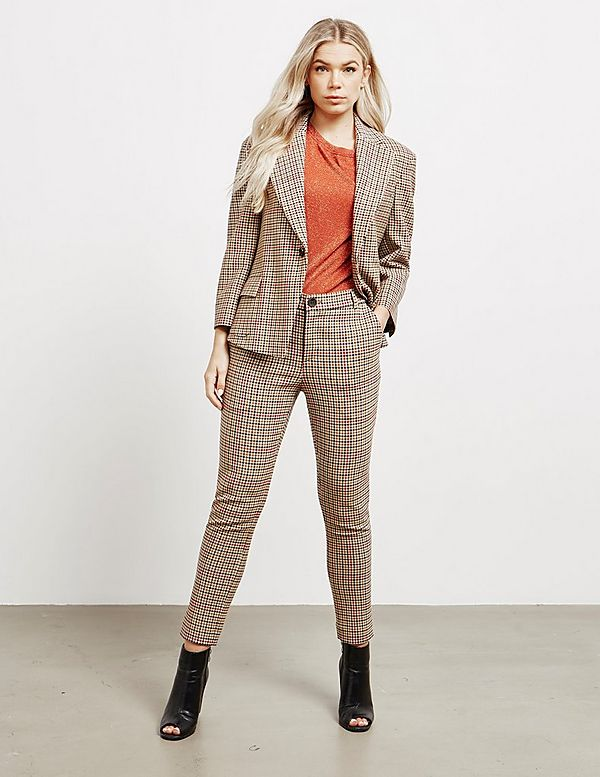 Vivienne Westwood Anglomania Check Trousers