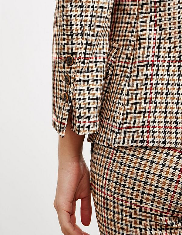 Vivienne Westwood Anglomania Check Blazer