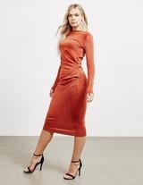 Vivienne Westwood Anglomania Glitter Dress