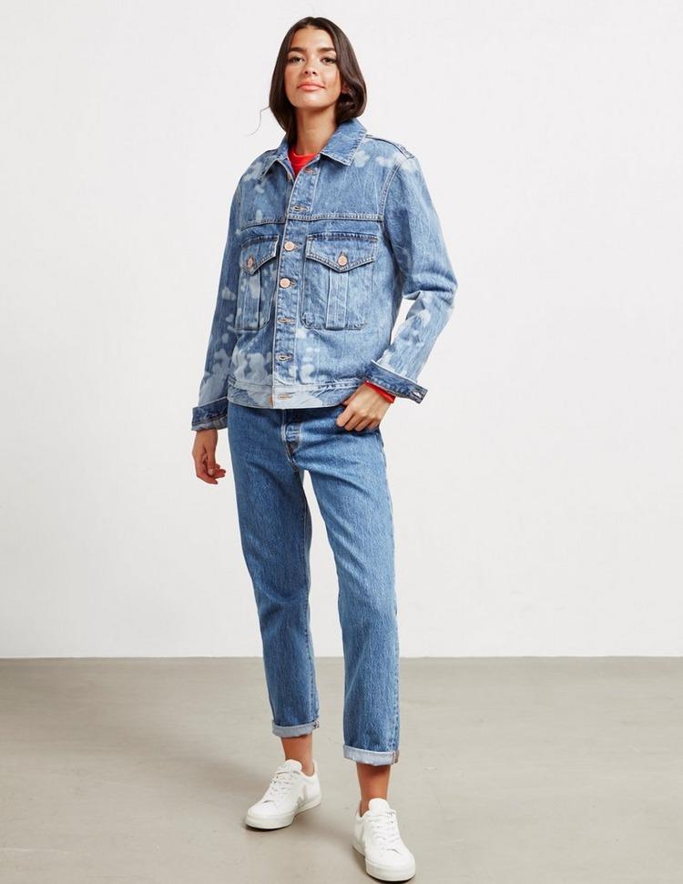 Vivienne Westwood Contrast Denim Jacket