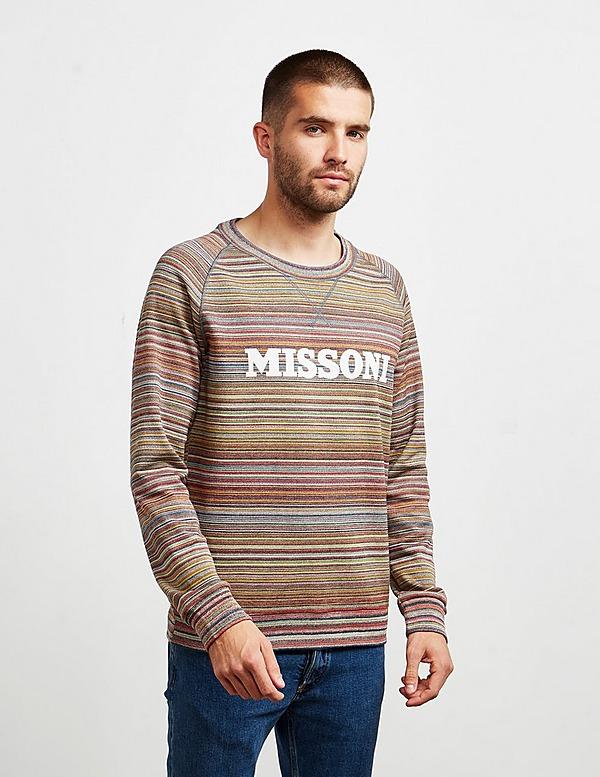 Missoni Letter Sweatshirt