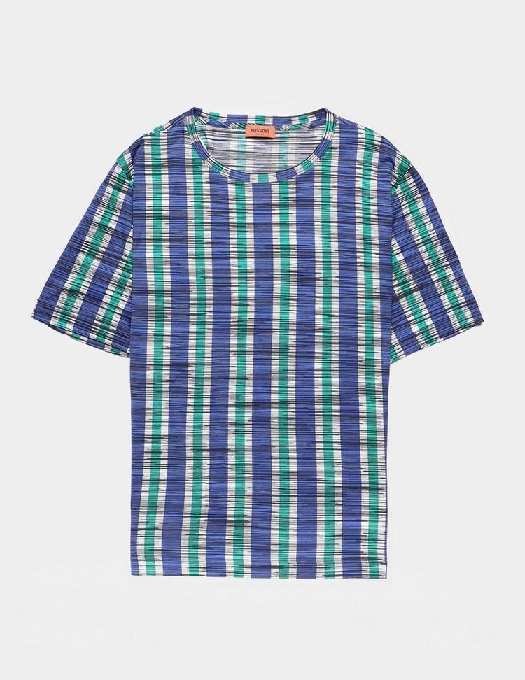 Missoni Vertical Stripe Short Sleeve T-Shirt