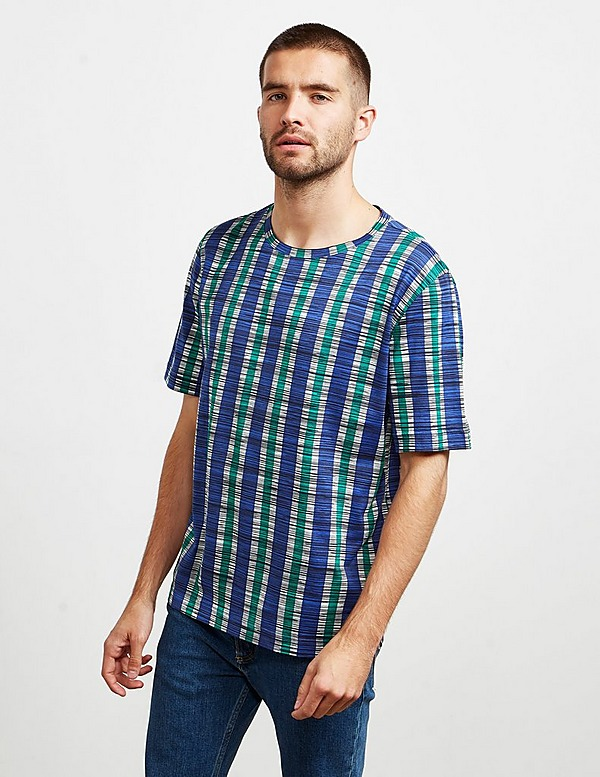 Missoni Vertical Stripe Short Sleeve T-Shirt