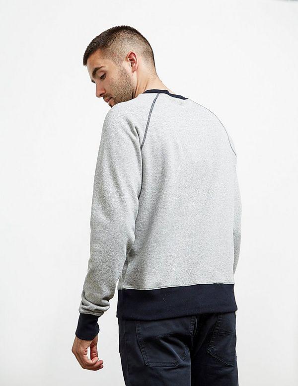 AMI Paris Bicolour Sweatshirt