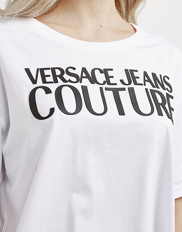 Versace Jeans Couture Boxy Logo Short Sleeve T-Shirt