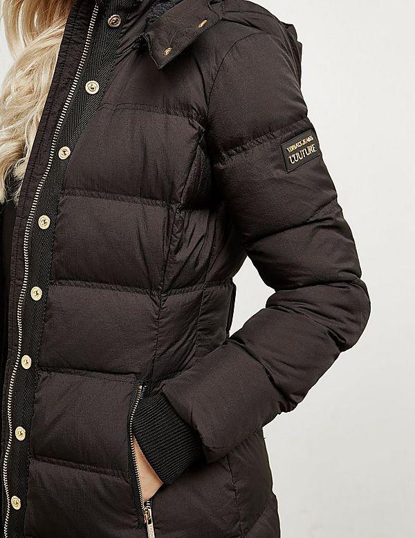 Versace Jeans Couture Stud Parka Jacket