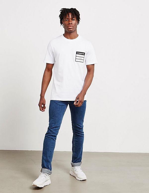 Maison Margiela Patch Short Sleeve T-Shirt