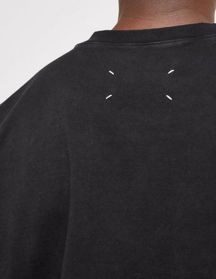 Maison Margiela Cut Pocket Short Sleeve T-Shirt