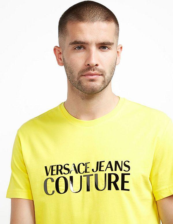Versace Jeans Couture Gloss Logo Short Sleeve T-Shirt