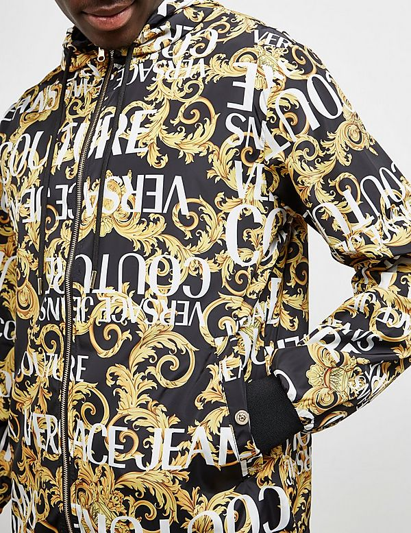 Versace Jeans Couture Label Reversible Jacket