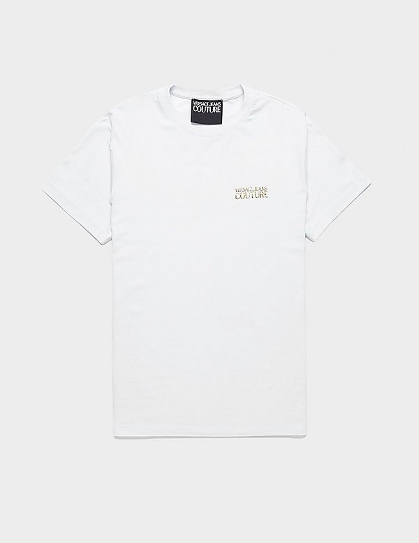 Versace Jeans Couture Small Logo Short Sleeve T-Shirt