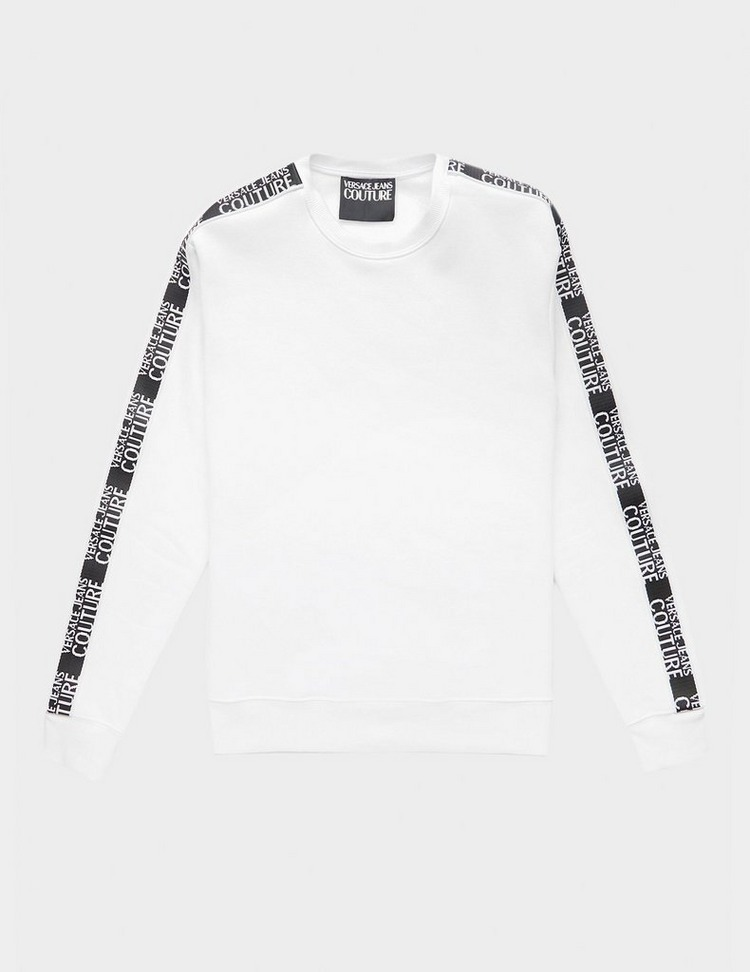 Versace Jeans Couture Tape Sweatshirt