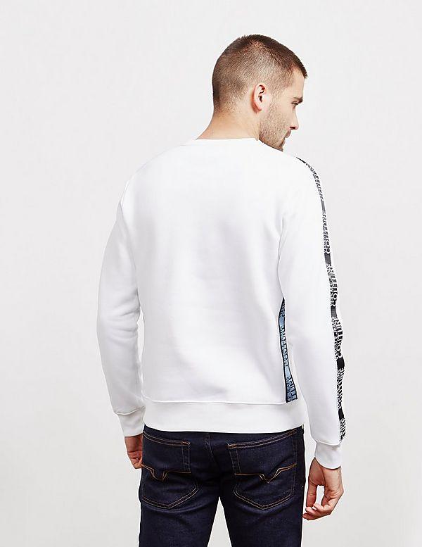 Versace Jeans Couture Tape Sweatshirt