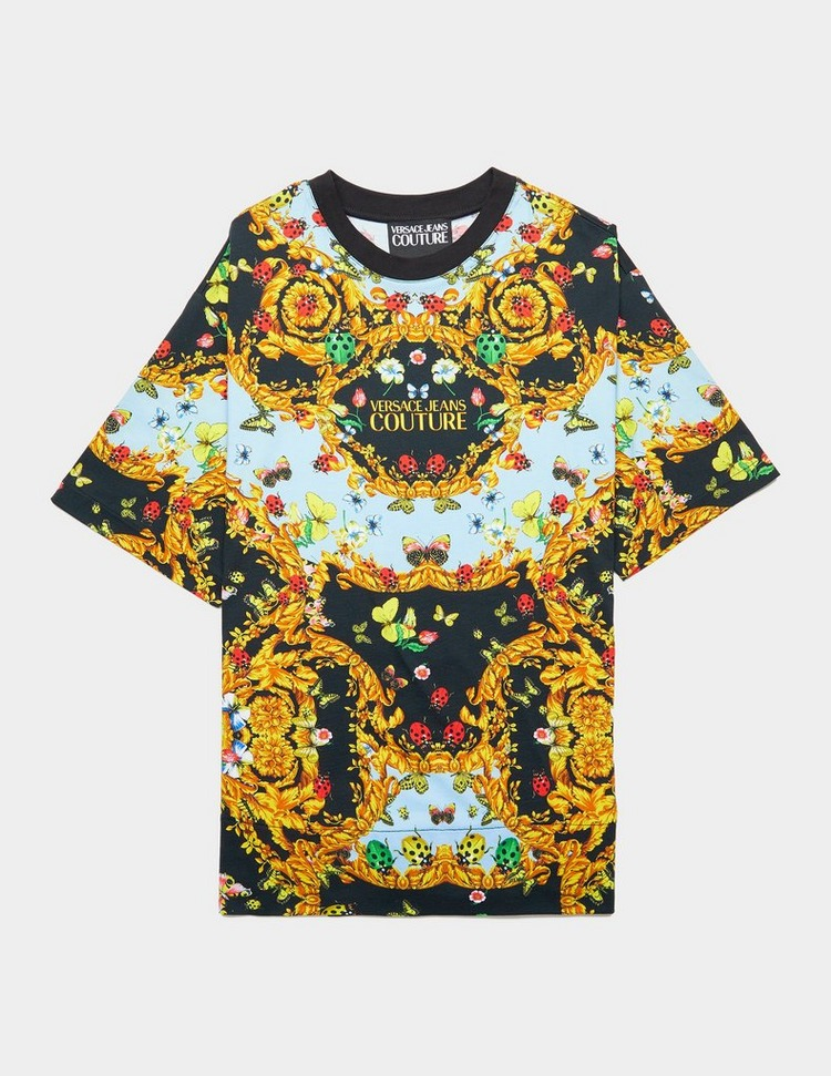 Versace Jeans Couture Print Short Sleeve T-Shirt