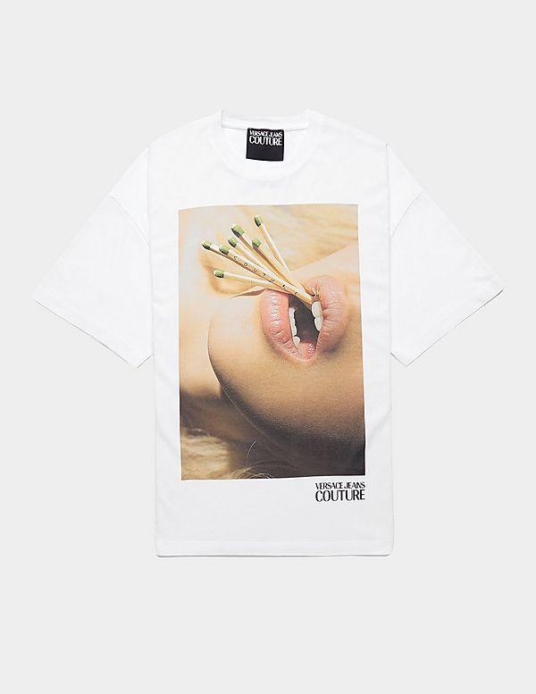 Versace Jeans Couture 1/5 Match Short Sleeve T-Shirt