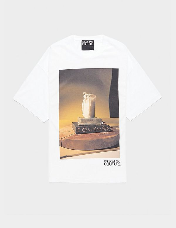 Versace Jeans Couture 2/5 Candle Short Sleeve T-Shirt