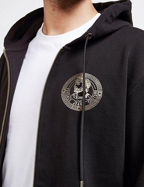 Versace Jeans Couture Medal Full Zip Hoodie