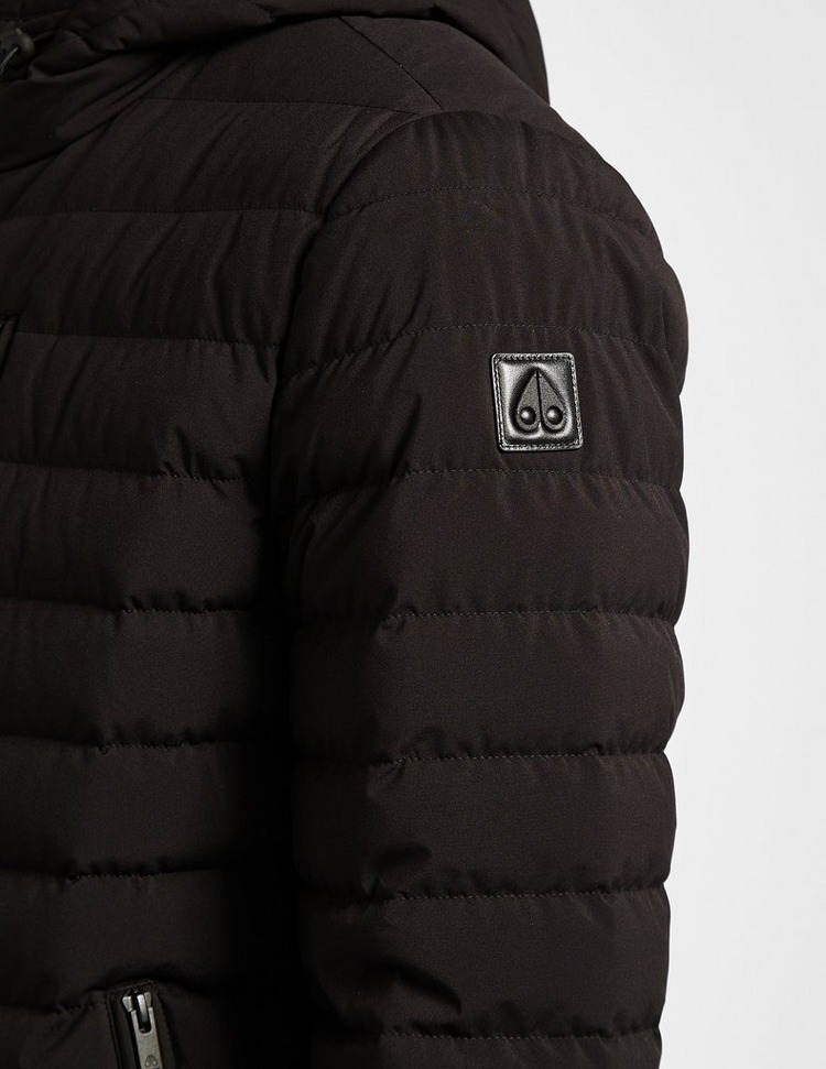 Moose Knuckles Crest Lightweight Jacket