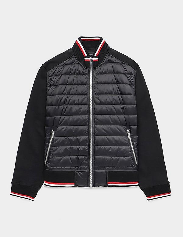 Moose Knuckles Quilted Zip Jacket