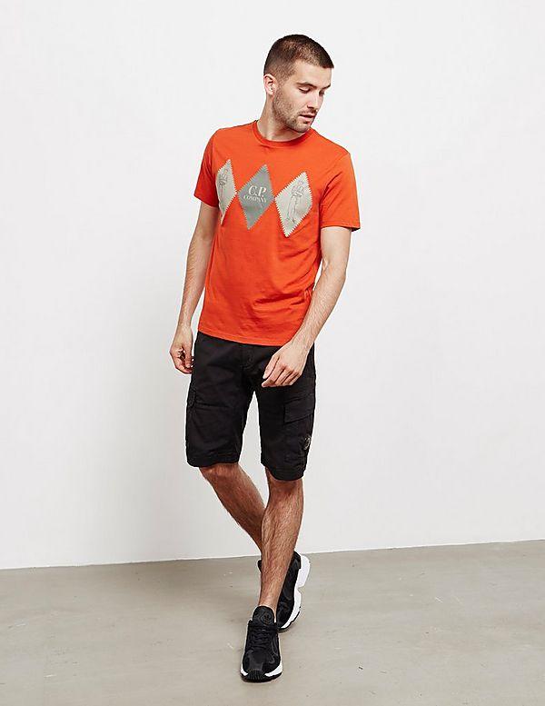 CP Company Diamond Trio Short Sleeve T-Shirt