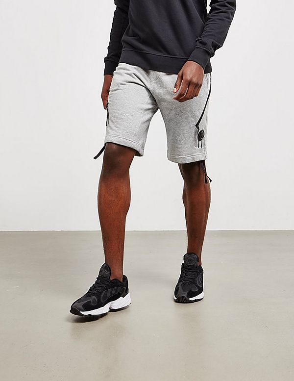 CP Company Asymetric Zip Shorts