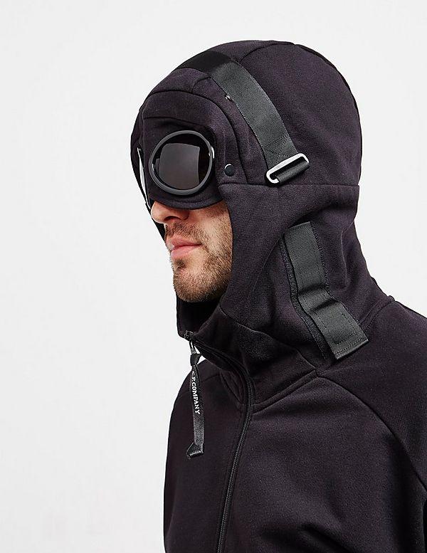 CP Company Velcro Goggle Full Zip Hoodie
