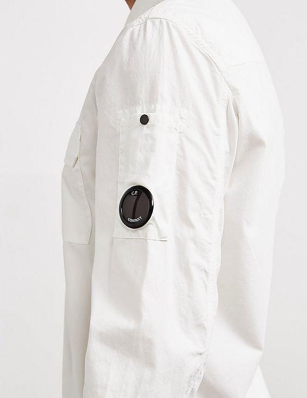 CP Company Lens Full Zip Overshirt