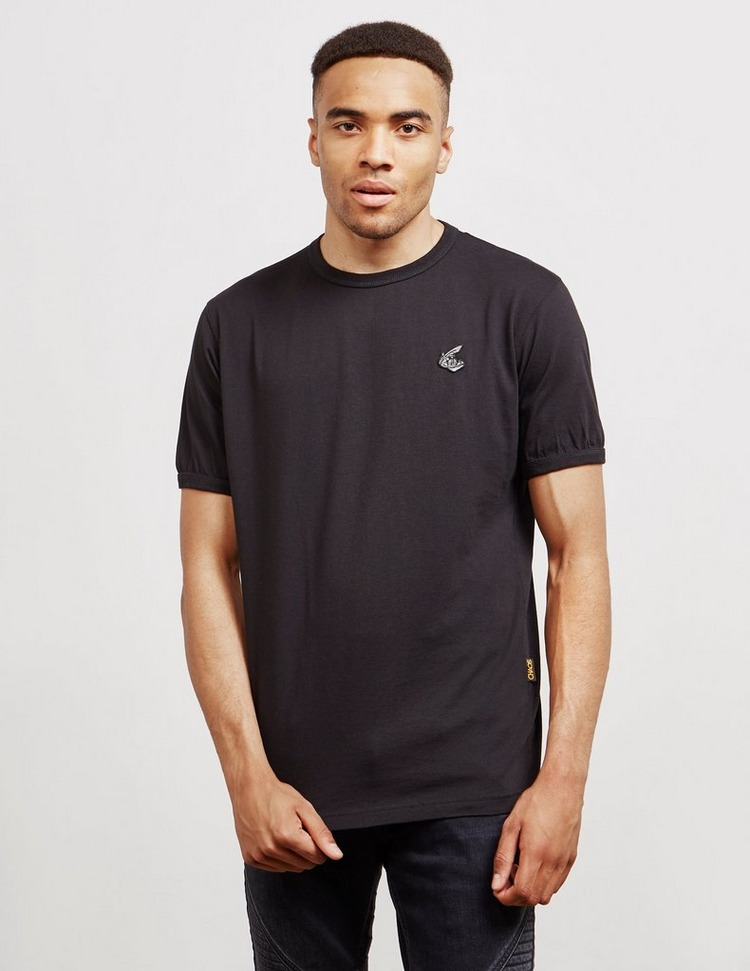 Vivienne Westwood Anglomania Small Orb Short Sleeve T-Shirt