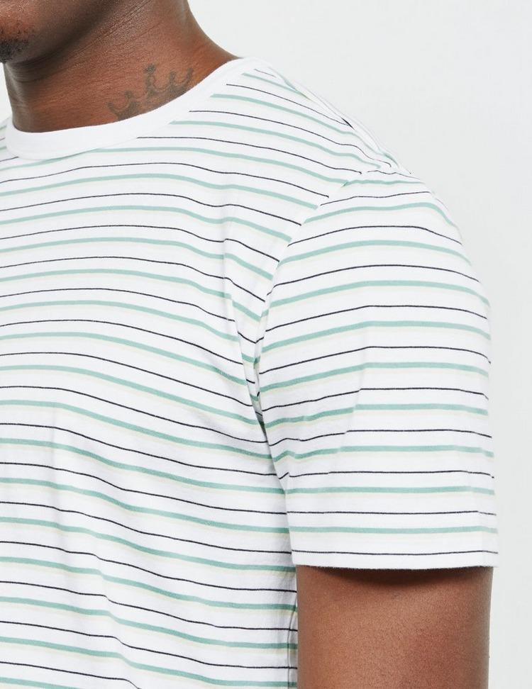 Albam Nara Stripe Short Sleeve T-Shirt