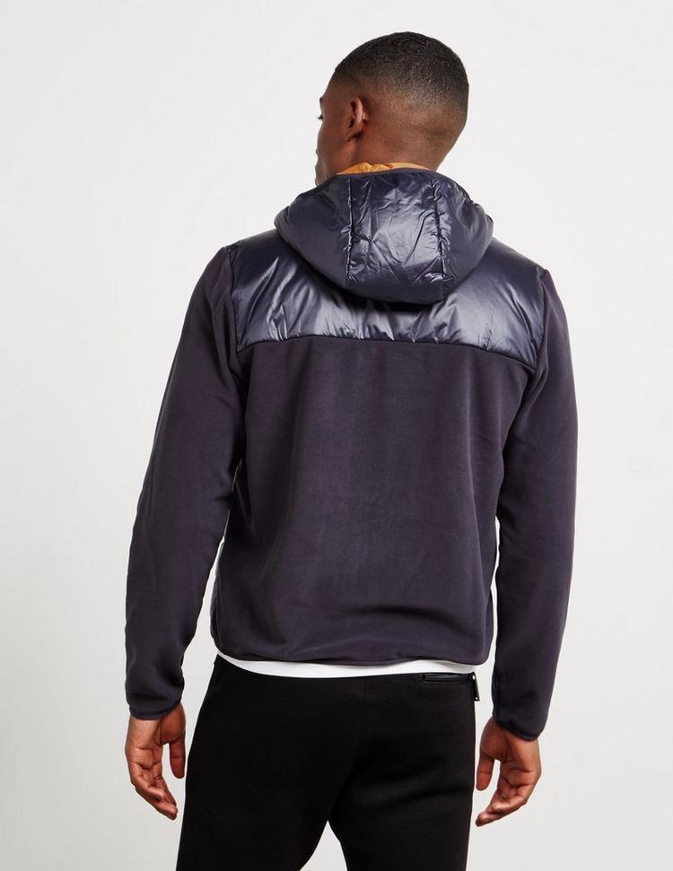 Z Zegna Nylon Fleece Jacket