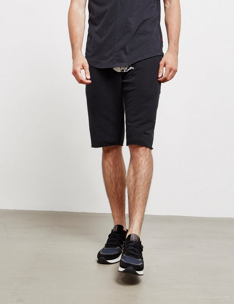 True Religion Bud Fleece Shorts